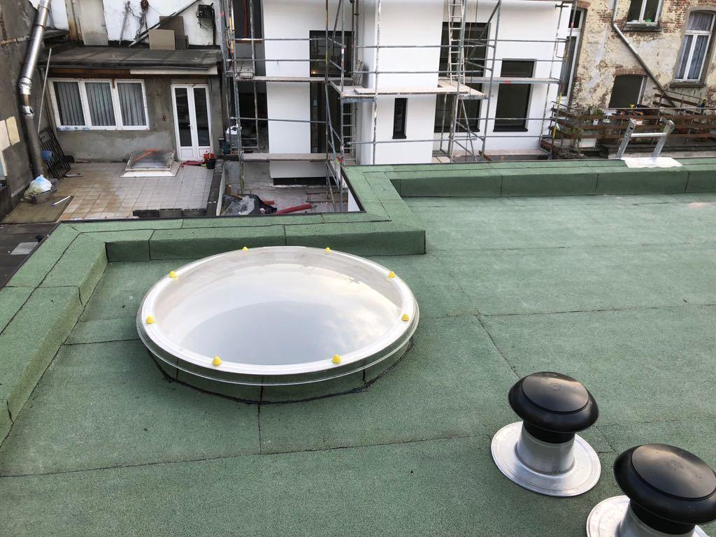 T-Roof - Dakwerken